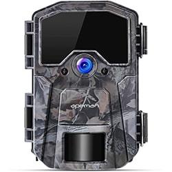 Famyfamy Wildlife Trampa C/ámara de 20 MP HD 1080P 42 LED Visi/ón Nocturna IR C/ámara de Vida Silvestre Scouting Camara al aire libre Caza Camino C/ámara de Caza Juego C/ámara